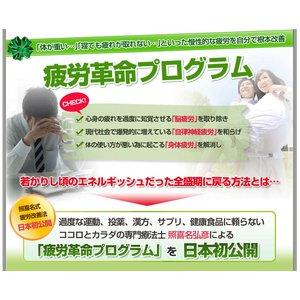 【照喜名式】慢性疲労改善法~1日5分から始める、簡単エクササイズ~[DVD]  - 拡大画像