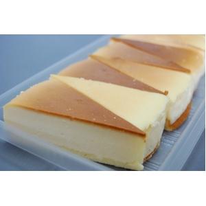 【訳あり】濃厚☆チーズケーキ 約1kg 40g前後×8カット×3パック