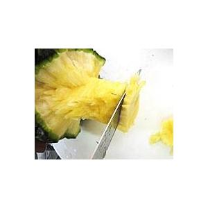 【産地直送お取り寄せ・季節限定沖縄産フルーツ】スナックパイン小玉5個入り 限定100ケース