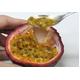 【産地直送お取り寄せ・季節限定沖縄産フルーツ】パッションフルーツ 1kg(7〜12玉入り) 写真1
