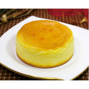 チーズケーキファクトリー ベイクドニューヨークチーズケーキ ★4号(直径約12センチ) - 拡大画像