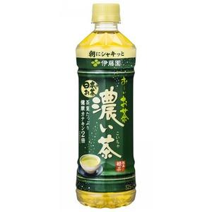 【まとめ買い】伊藤園 おーいお茶 濃い味 500ml 48本セット