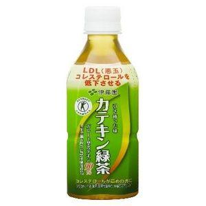 伊藤園 カテキン緑茶350ml×48本セット 【特定保健用食品(トクホ)】 - 拡大画像