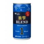 伊藤園 Wコーヒー BLEND 190g×60本セット