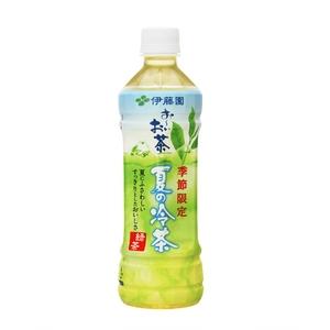 伊藤園 おーいお茶 夏の冷茶 500ml 48本セット - 拡大画像