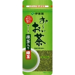 【ケース販売】伊藤園 お~いお茶 抹茶入り緑茶【100g×10本セット】 まとめ買い