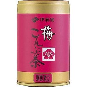 【ケース販売】伊藤園 梅こんぶ茶【50g×20缶セット】 まとめ買い - 拡大画像