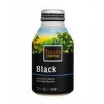 TULLY'S ブラックコーヒー青(コールド向け) 285ml×48本セット