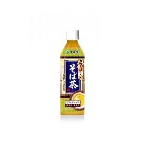 伊藤園 香ばしいそば茶 500ml×48本セット - 拡大画像