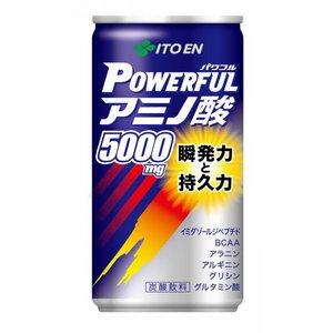 伊藤園 缶パワフルアミノ酸S200ml×60本 - 拡大画像