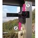 多機能補助錠 まもり〜の ハイグレードタイプ S-02-B 2個セット - 縮小画像3