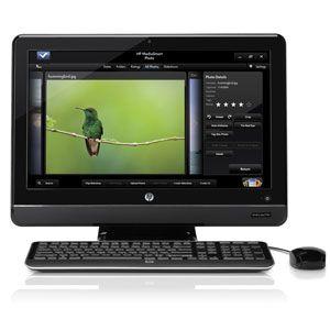 ヒューレット・パッカードデスクトップパソコン HP All-in-One PC200シリーズ (Office 搭載) 【TVモデル】 [ BN857AA-AAAA(タツチスマ-ト ]