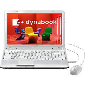 東芝 ノートパソコン dynabook EX (Office H&B搭載)(リュクスホワイト) [ PAEX56MLFWH ]