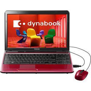 東芝 *ノートパソコン dynabook EX (Office H&B搭載)(モデナレッド) 【オリジナルモデル】 [ PAEX56MLFRDJ ]
