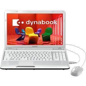 東芝 ノートパソコン dynabook EX (Office H&B搭載)(リュクスホワイト) [ PAEX66MRFWH ]
