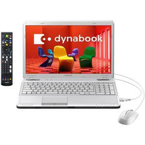 東芝 ノートパソコン dynabook TV (Office搭載)(ベルベッティホワイト) 【TVモデル】 [ PATV74MLTWH ]