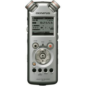リニアPCM対応! ICレコーダー Linear PCM Recorder LS-11