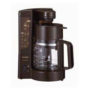 東芝 コーヒーメーカー [ HCD-5MJ-T ]