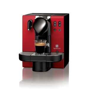 ネスレ ネスプレッソコーヒーメーカー Nespresso Lattissima(ラティシマ)[ F310RE ] - 拡大画像