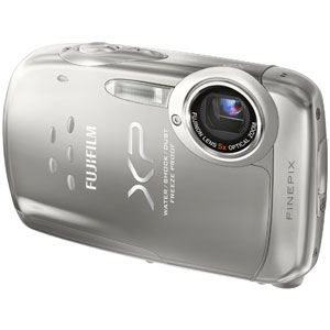 フジフィルム デジタルカメラ(シルバー) FUJIFILM FinePix(ファインピックス) XP10[ FFX-XP10-S ]