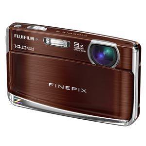フジフィルム 【8月上旬発売】デジタルカメラ(ブラウン) [ FFX-Z80-BW ]