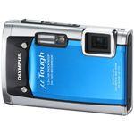 オリンパス ◇【お買い得品】デジタルカメラ(ブルー) OLYMPUS μTOUGH(ミュータフ)6020[ ミユ-TOUGH6020-BLU ]