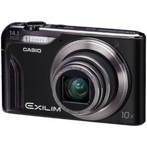 カシオ デジタルカメラ(ブラック) CASIO EXILIM(エクシリム) EX-H15[ EX-H15-BK ]