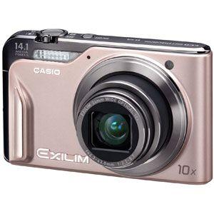 カシオ デジタルカメラ(ピンク) CASIO EXILIM(エクシリム) EX-H15[ EX-H15-PK ]