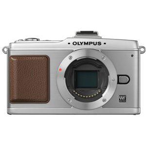 オリンパス デジタル一眼カメラ オリンパス ペン ボディ(シルバー) OLYMPUS PEN E-P2[ E-P2ボデイ(シルバ-) ]