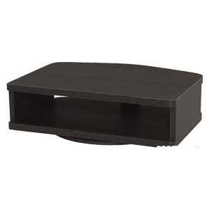 IRIS 26V型まで対応 薄型テレビ用回転台 ブラック [ KAT-26B ]