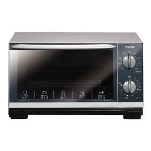 東芝 オーブントースター [ HTR-H6-S ]