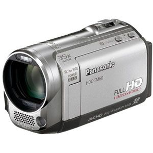 Panasonic ハイビジョンビデオカメラ [ HDC-TM60-S ]