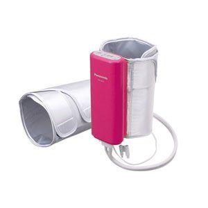 Panasonic(パナソニック)足用エアーマッサージャー レッグリフレ ピンク(携帯できるコンパクトサイズ)EW-NA31-P - 拡大画像