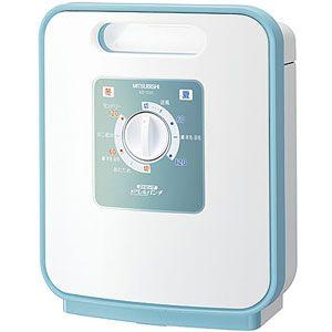 三菱 ふとん乾燥機(ターコイズブルー) MITSUBISHI ストロングアレルパンチ[ AD-S50-A ]