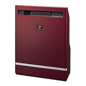 シャープ プラズマクラスターイオン発生機 SHARP 高濃度「プラズマクラスター25000」搭載(約12畳用 レッド系)[ IG-B200-R ]