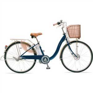 サンヨー 電動ハイブリッド自転車 26型 eneloop bike[ CY-SPA226-L ] - 拡大画像