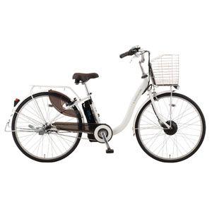 SANYO(サンヨー) 電動ハイブリッド自転車 eneloop bike(エネループ バイク) CY-SPL226-W 26インチ ホワイト