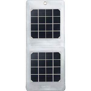 SANYO(サンヨー) ツインポータブルソーラーセット SANYO eneloop portable solar[ SSL-SBWL3AS ] - 拡大画像