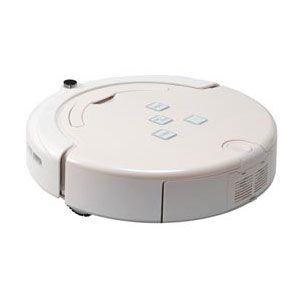 ロボット掃除機 ホワイト GAIS オートコードレスクリーナー[ FTM-031-W ] - 拡大画像
