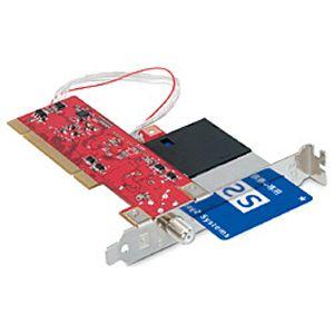 BUFFALO 地上デジタル対応TVチューナー(PCI接続) [ DT-H33/PCI ]