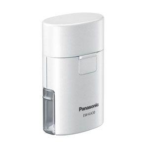 Panasonic(パナソニック) ポケット吸入器(ホワイト) EW-KA30-W - 拡大画像