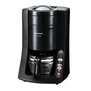 Panasonic(パナソニック) 沸騰浄水コーヒーメーカー NC-A55P-K