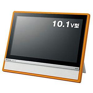 Panasonic(パナソニック) 10.1V型ポータブル 地上デジタルテレビ オレンジVIERA DMP-HV100-D