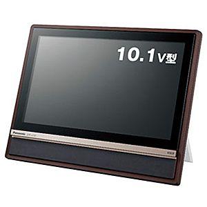 Panasonic(パナソニック) 10.1V型ポータブル 地上デジタルテレビ ブラウンVIERA DMP-HV100-T