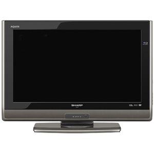 SHARP(シャープ) 26V型地上・BS・110度CSデジタル ハイビジョン液晶テレビ ブラックAQUOS LC-26DV7-B