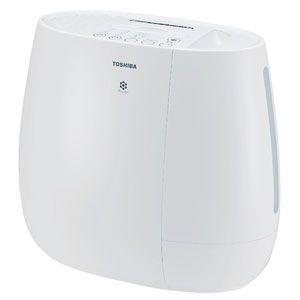 TOSHIBA(東芝) ハイブリッド式加湿器(木造8.5畳まで/プレハブ洋室14畳までホワイト) Picoion(ピコイオン)搭載 KA-M50X-W