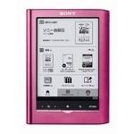 SONY(ソニー) 電子書籍リーダー Reader(リーダー) PocketEdition 5インチ(ピンク) PRS-350-P