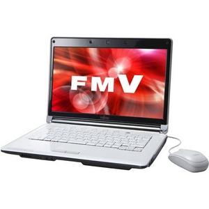 富士通 ノートパソコン FMV LIFEBOOK(ライフブック) FMV-L703BW LH700/3B アーバンホワイト