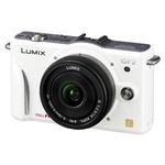 Panasonic(パナソニック) デジタル一眼カメラ レンズキット シェルホワイト DMC-GF2C-W