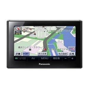 Panasonic(パナソニック) Strada(ストラーダ) 5.0型 ポータブルナビゲーション CN-SP300L-K 【ワンセグチューナー内蔵】